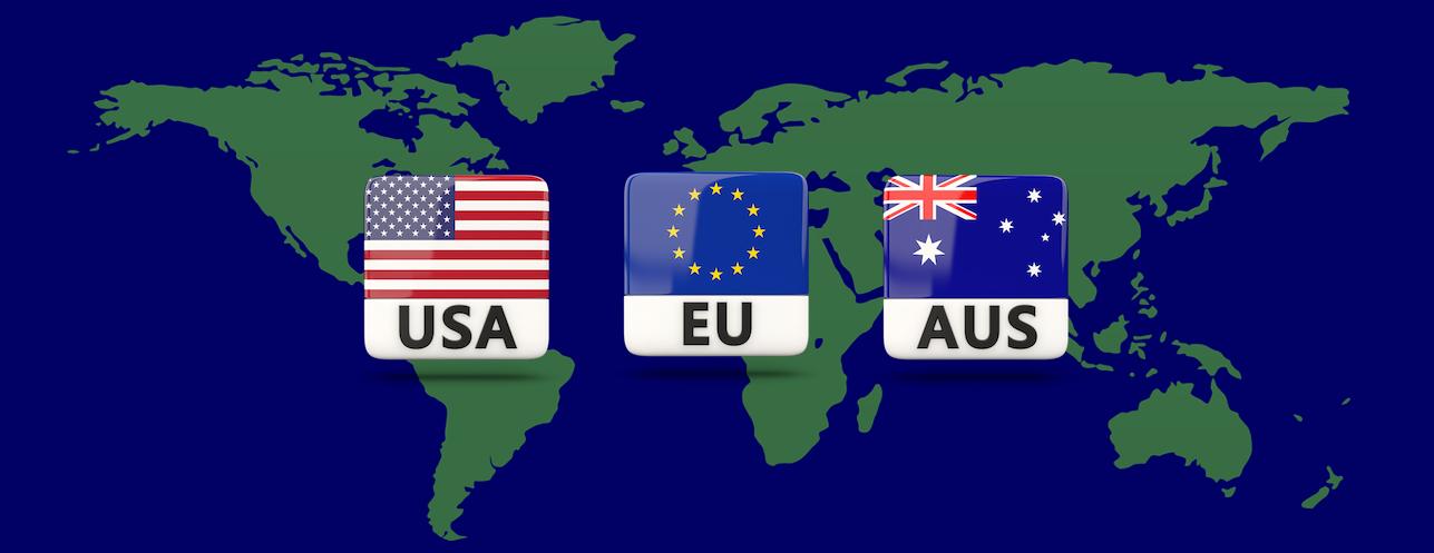sendsafely_regional_isolation_EU_US_AU_map